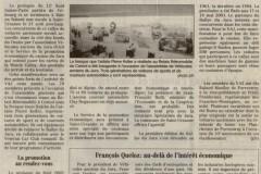 Quotidien Jurassien du 21 mai 2002